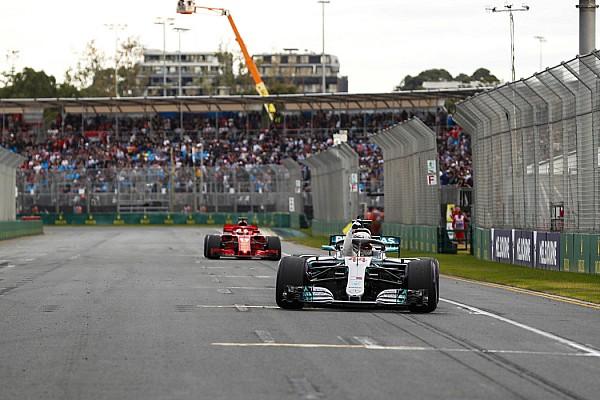 Formule 1 Réactions Ricciardo : Mercedes a mis