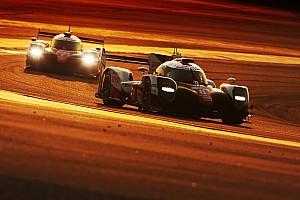 WEC Отчет о гонке WEC Бахрейн: победа Toyota, храбрая кошка и предложение невесте