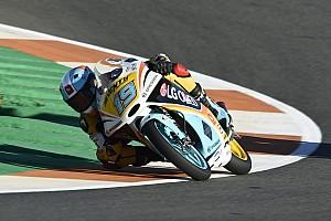 Moto3 Crónica de test Rodrigo fue el más rápido en las pruebas de Moto3 en Valencia