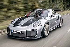 Automotive Noticias de última hora Primera prueba: Porsche 911 GT2 RS 2018