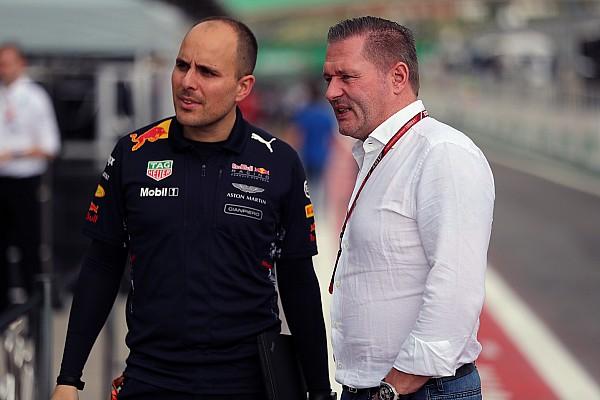 Jos Verstappen over incident China: