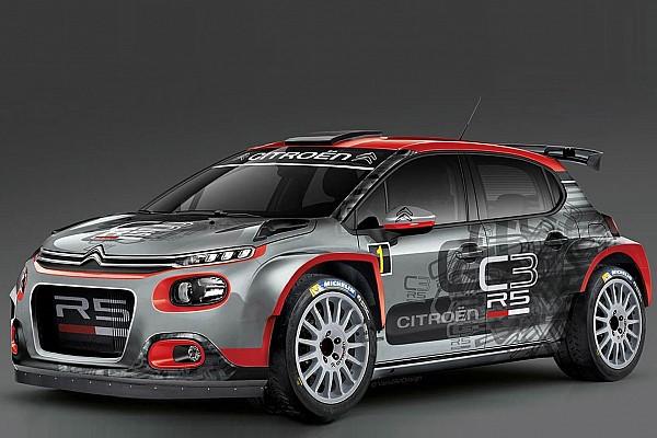 WRC Intervista Andreucci promuove la Citroen C3 R5: