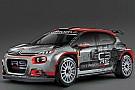 WRC Andreucci promuove la Citroen C3 R5: