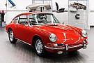 Automotive Porsche Museum debuts its oldest 911, an original 901