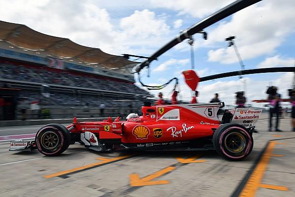 Формула 1 Самое интересное Феттель спутал команду на пит-лейне, заехав к Red Bull: видео