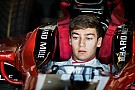 FIA F2 Mercedes F1 junior Russell seals F2 promotion with ART