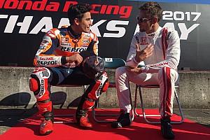 MotoGP Diaporama Márquez et Pedrosa au Honda Racing Thanks Day