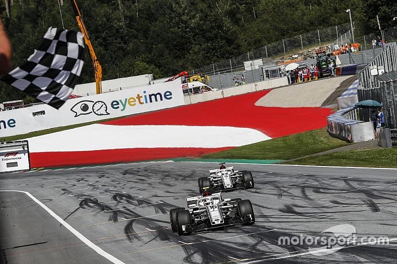 Tussenrapport: Sauber boekt progressie met toptalent Leclerc