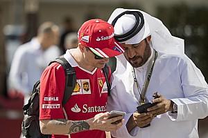Формула 1 Важливі новини Кінець світу все ближче: Кімі Райкконен зареєструвався в інстаграм