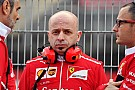 Sauber débauche un ingénieur historique de Ferrari