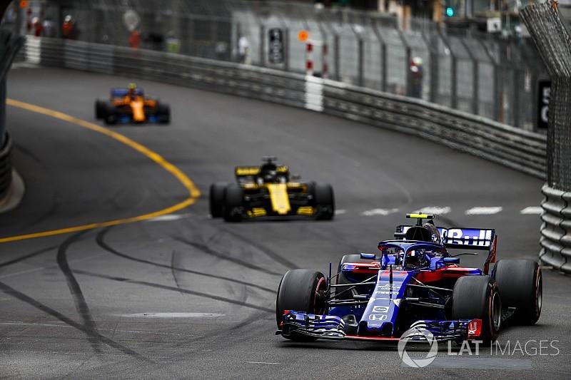 Gasly, Toro Rosso'nun Monaco hızına şaşırdı