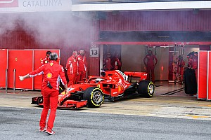 Analysis: What was behind the smoking Ferraris in Barcelona