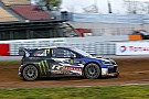 World Rallycross Barcelona World RX: Solberg tops qualifying, Loeb struggles