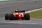 Rad nicht fest: Rennkommissare bestrafen McLaren