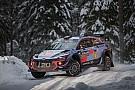 WRC Невилль возглавил Ралли Швеция
