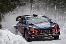 WRC WRC Zweden: Neuville nipt aan de leiding