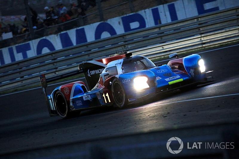 Button laments SMP reliability woes on Le Mans debut