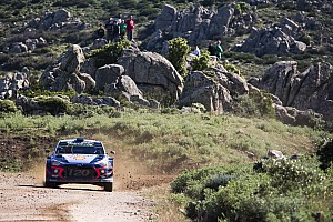 WRC Leg report Italy WRC: Neuville beats Ogier in thrilling duel by 0.7s