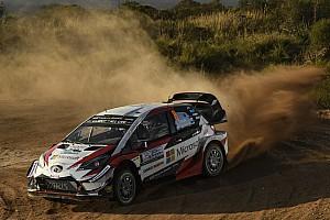 WRC News Toyota: Mit Motor-Update ab Finnland noch stärker?