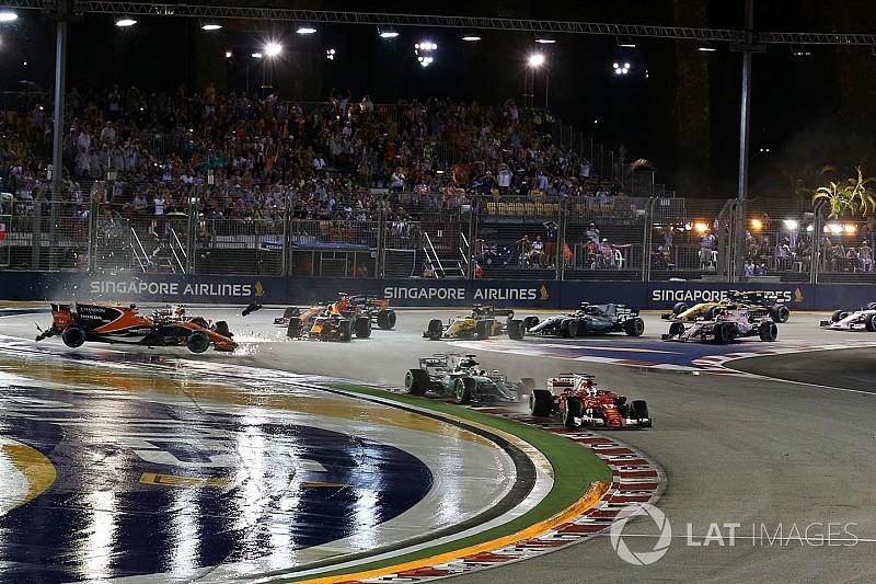 """Alonso a szingapúri KO után: """"A dobogót is megszerezhettük volna…"""""""