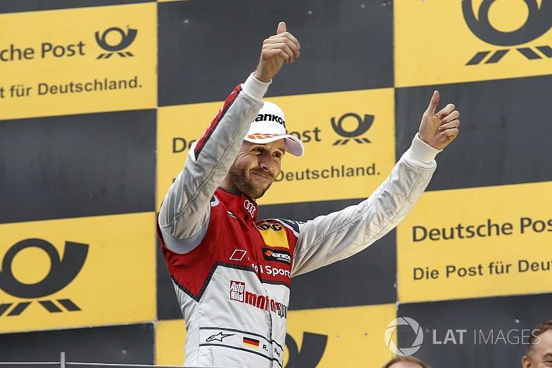 Раст стал чемпионом DTM