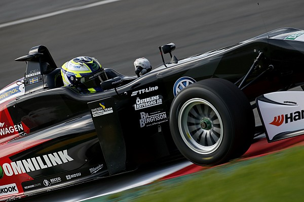 F3 Europe Qualifying report Red Bull Ring F3: Eriksson sweeps Sunday poles