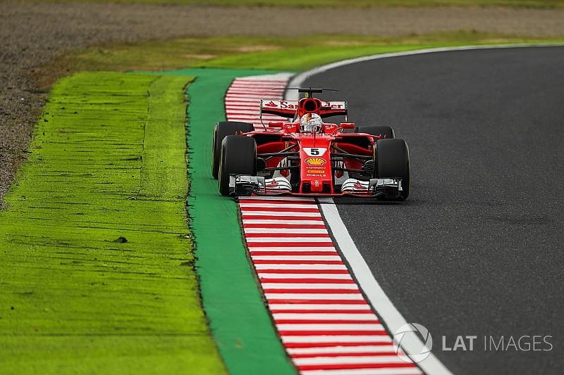 """Dominé par Hamilton, Vettel a pourtant """"pris des risques"""""""