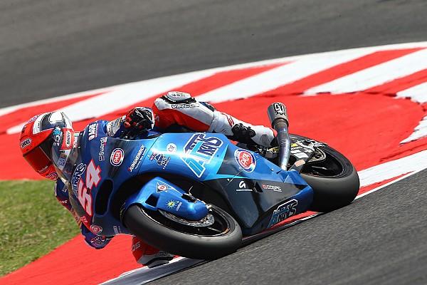 Moto2 Reporte de calificación Pasini sale adelante en Moto2