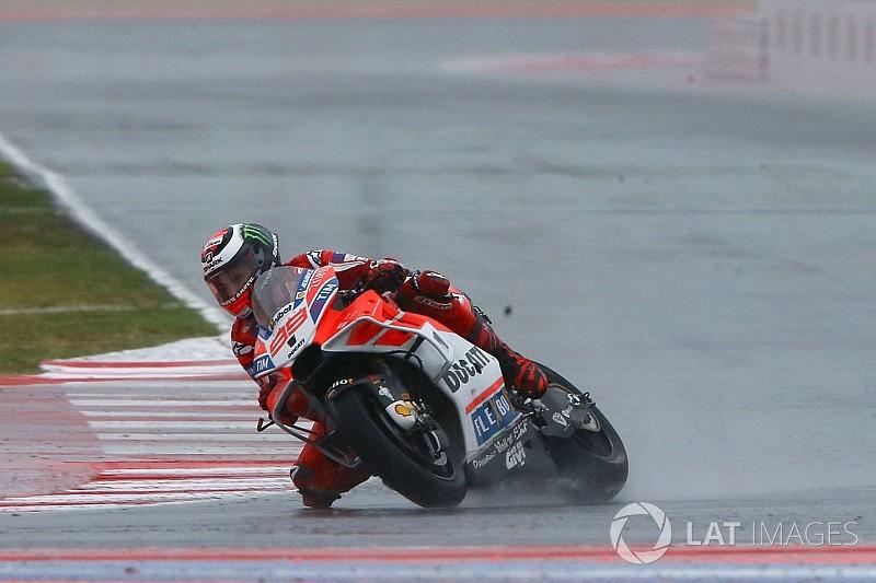 MotoGP: így esett ki az élről Lorenzo