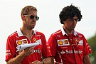 Vettel: Räikkönen nem védett engem a Hungaroringen