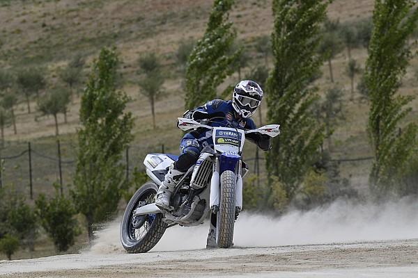 Калінін на Yamaha VR46 Master Camp: день другий