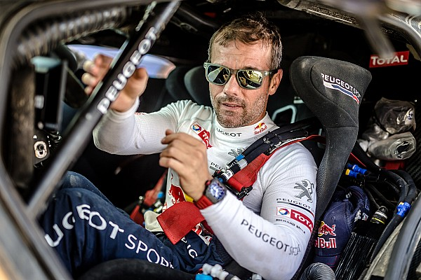 Rallye-Raid Réactions Loeb :