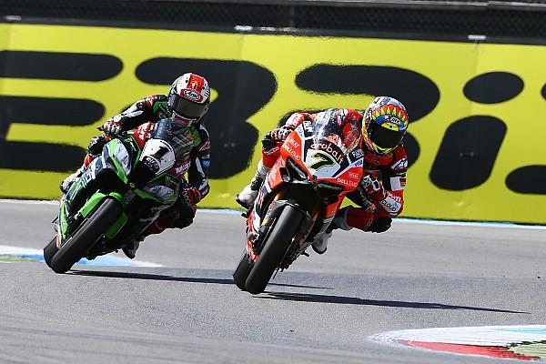 World Superbike Davies slams
