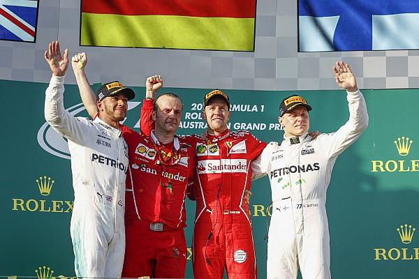 Formula 1 Fraboni: Olmamız gereken yerdeyiz