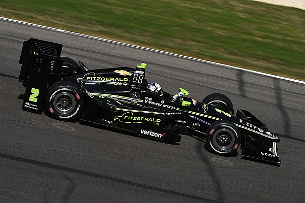 IndyCar IndyCar: Newgarden-Sieg nach Power-Pech im Barber Motorsports Park