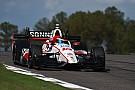 IndyCar: életveszélyes jelenet a versenyen