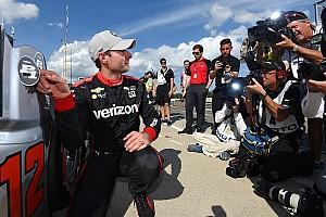 IndyCar Отчет о квалификации Пауэр выиграл квалификацию в Алабаме, Алешин восьмой