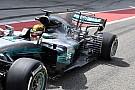 Galería: las mejores fotos técnicas de los test de F1 en Bahrein