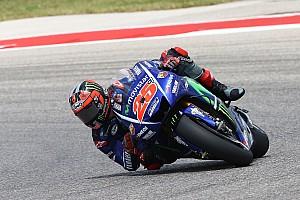 MotoGP Antrenman raporu Austin MotoGP: 3. antrenmanda Vinales hızlı, Marquez iki kez düştü