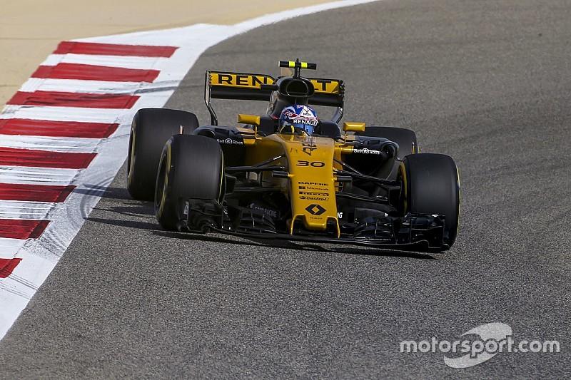 Renault протестирует обновленную MGU-K в Бахрейне