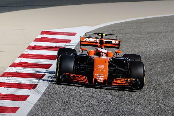 Formel 1 2017 in Bahrain: Ergebnis, 1. Training