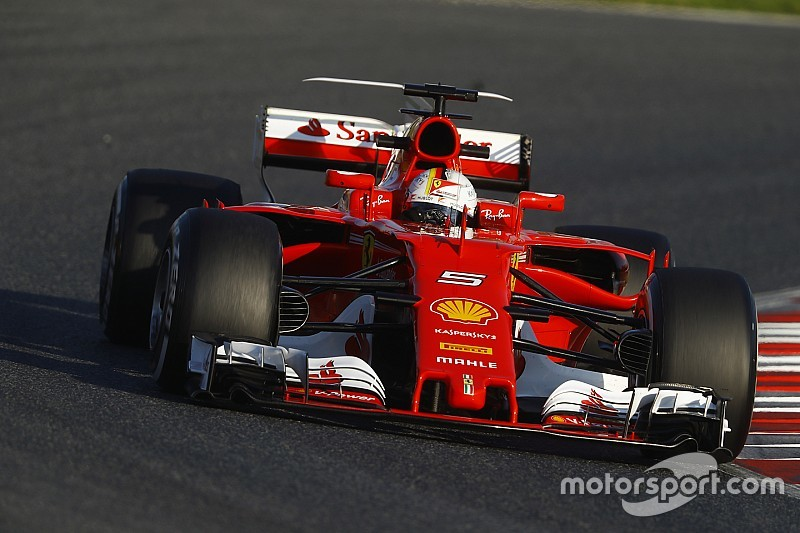 """Vettel says F1 2017's new cars """"fix everything"""""""
