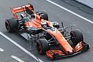 Formule 1 McLaren-Honda déjà frappé par des problèmes techniques