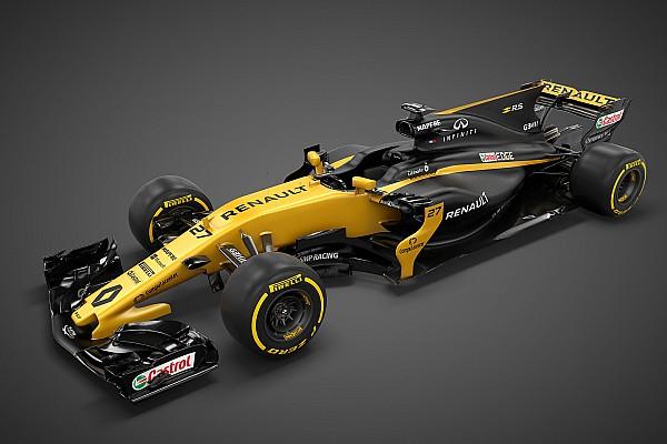 فورمولا 1 تقديم رينو تطلق سيارتها الجديدة