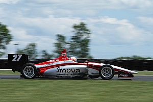Indy Lights Race report Mid-Ohio Indy Lights: Jamin stars as title contenders blow it