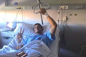 Moto3 Noticias Martín, operado de una lesión más grave de lo detectado inicialmente