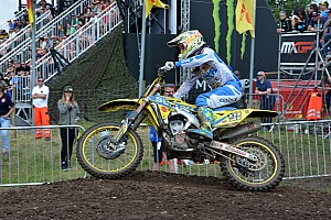 Mondiale Cross Mx2 Qualifiche Jonass cade e Seewer si prende la qualifica della MX2 in Russia