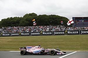 F1 Noticias de última hora Pérez reconoce que cometió un error en la largada en Silverstone