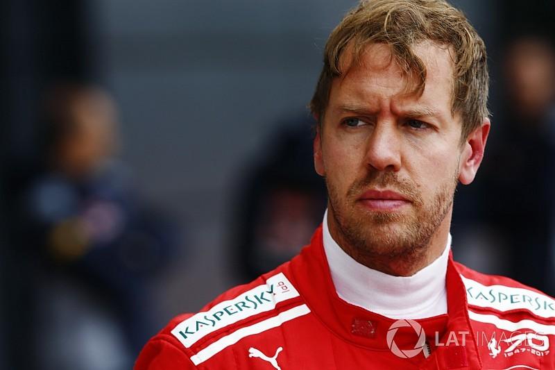 """Sebastian Vettel: WM-Situation """"kein Grund zur Panik"""""""