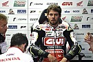 Crutchlow suffers finger injury after knife accident